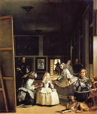 Resumen del pintor Diego Velazquez